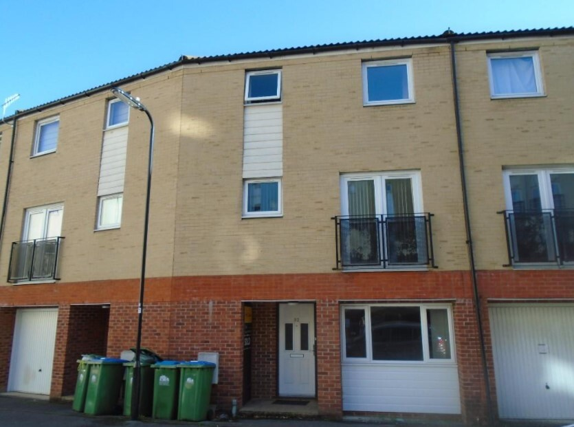 4 bedroom student house in City Centre, Southampton