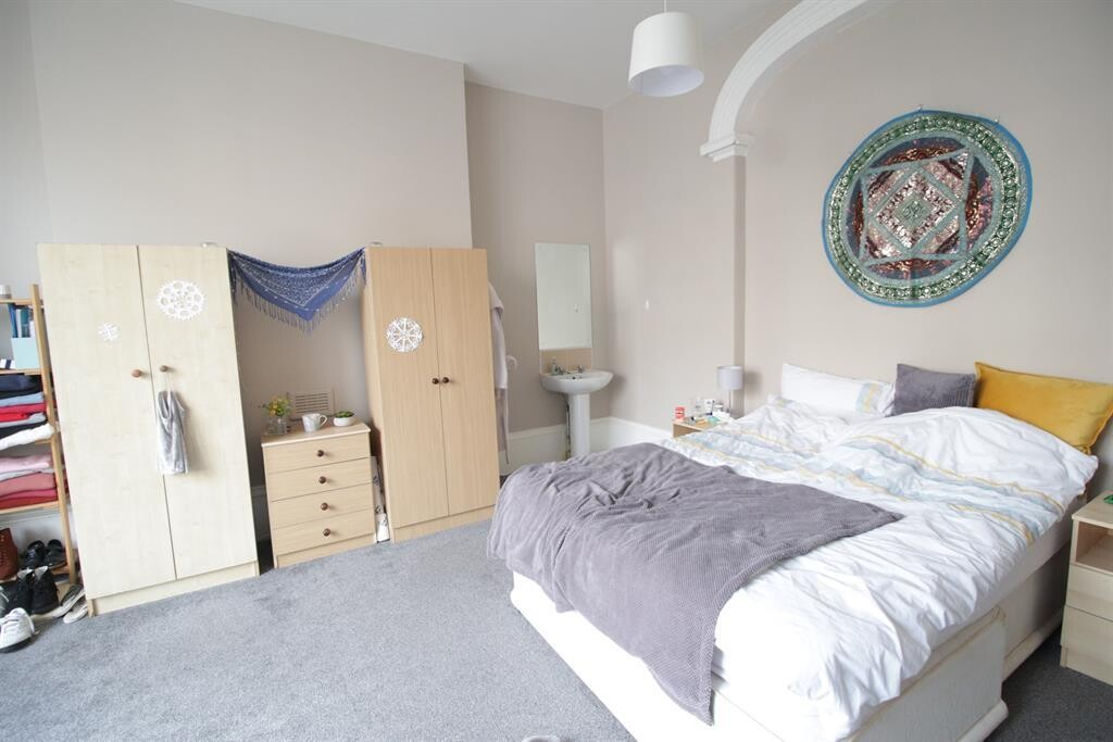 2 bedroom student apartment in Baltic Triangle, Liverpool