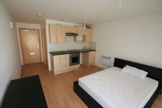 1 bedroom student apartment in City Centre, Portsmouth