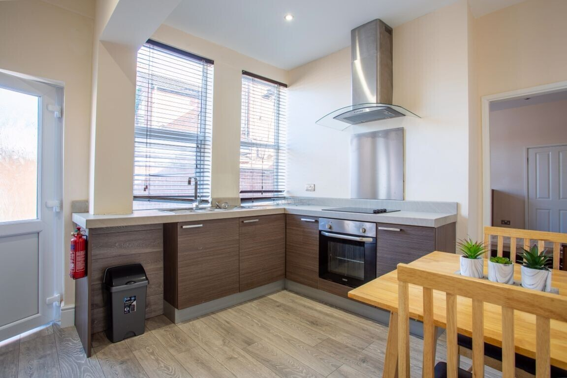 1 bedroom student house in Golden Triangle, Loughborough