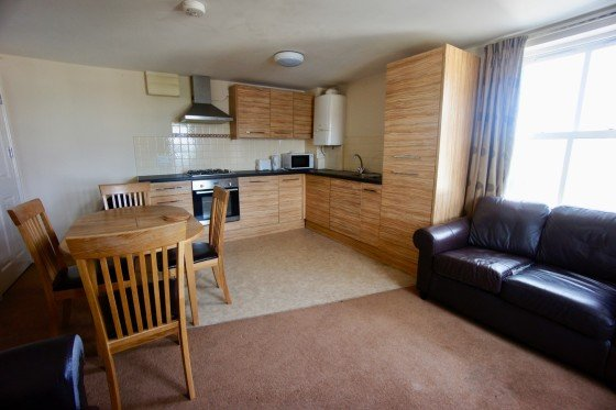 2 bedroom student apartment in Broomhill, Sheffield
