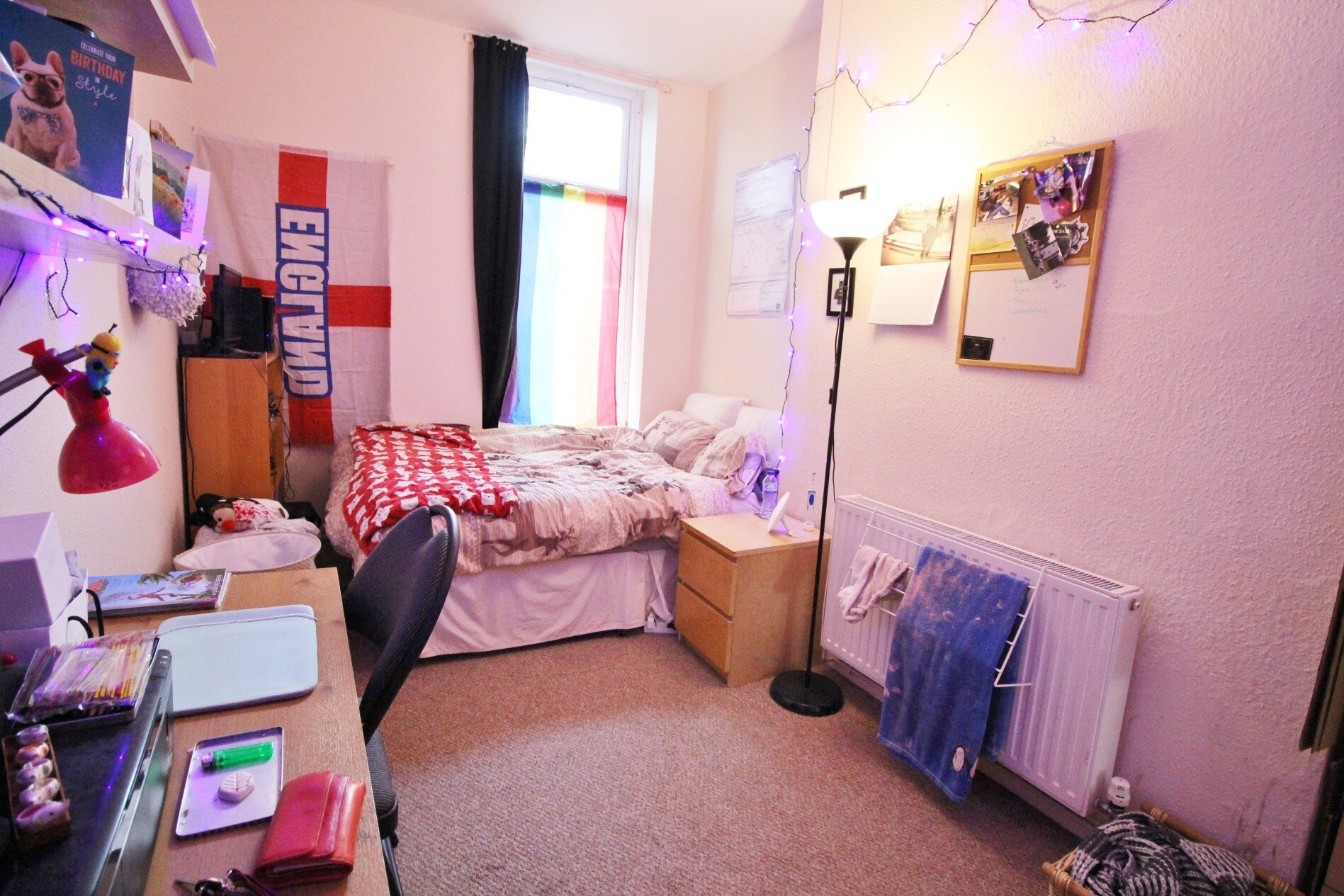2 bedroom student apartment in City Centre, Leeds
