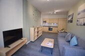 2 bedroom student apartment in City Centre, Newcastle