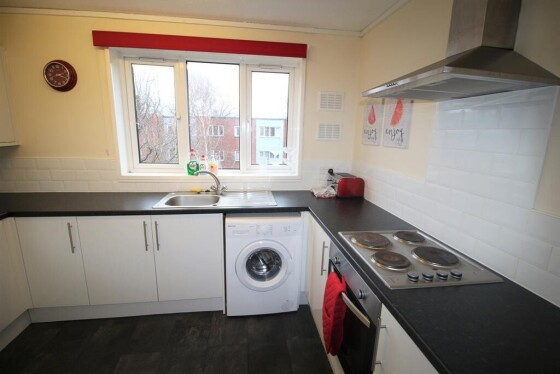 3 bedroom student apartment in Edge Hill, Liverpool