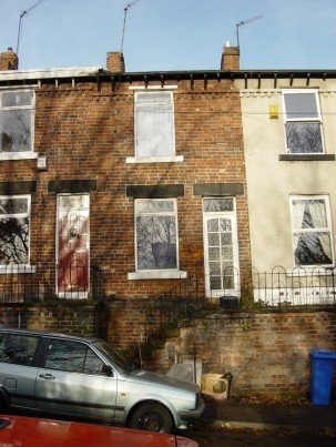 2 bedroom student house in Crookesmoor, Sheffield