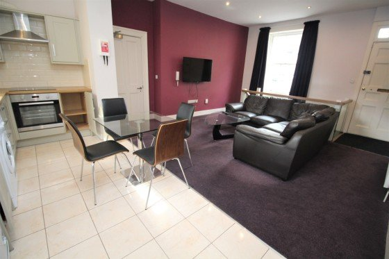 3 bedroom student apartment in City Centre, Newcastle