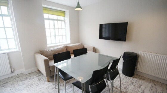 3 bedroom student apartment in City Centre, Sheffield
