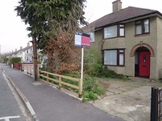 3 bedroom student house in East Oxford, Oxford