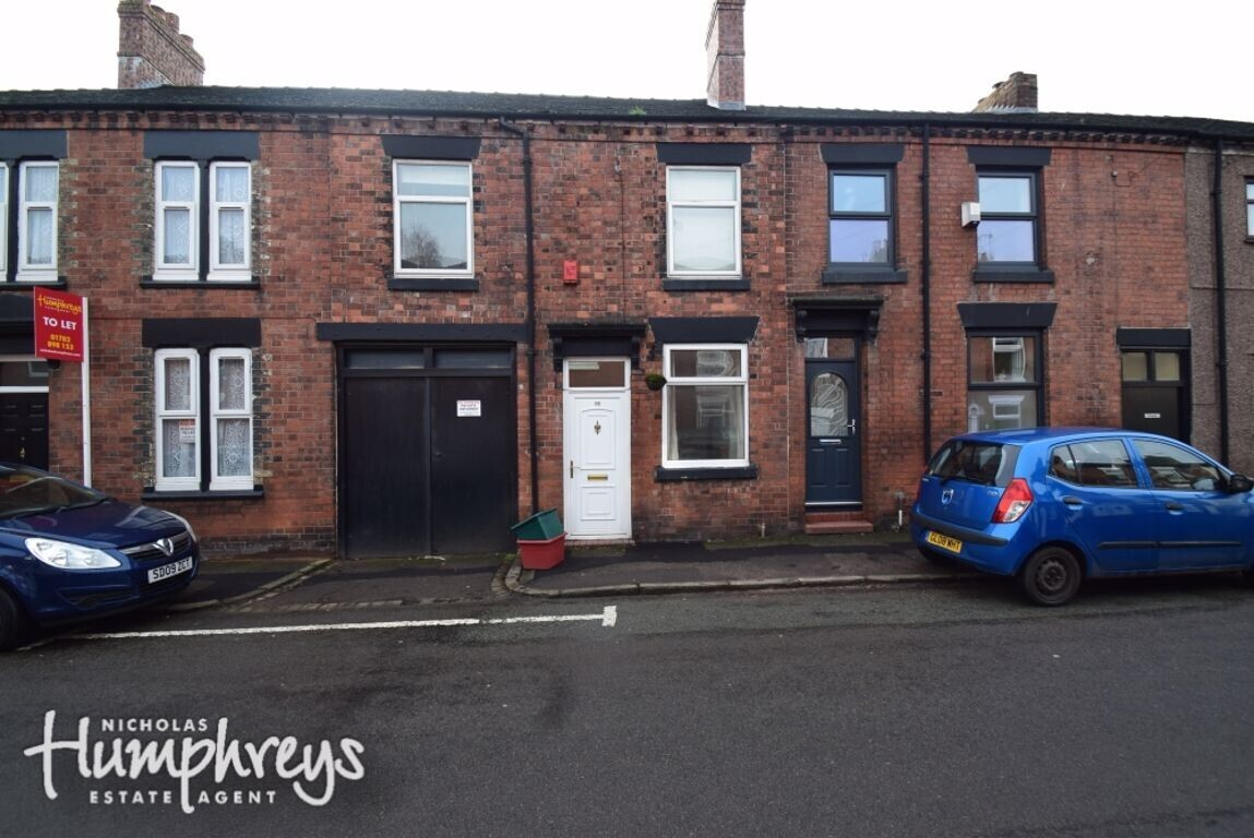 3 bedroom student house in Silverdale, Keele