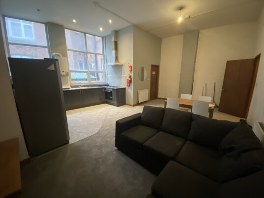 4 bedroom student apartment in City Centre, Leicester