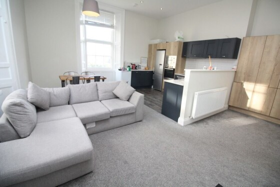 4 bedroom student apartment in City Centre, Newcastle