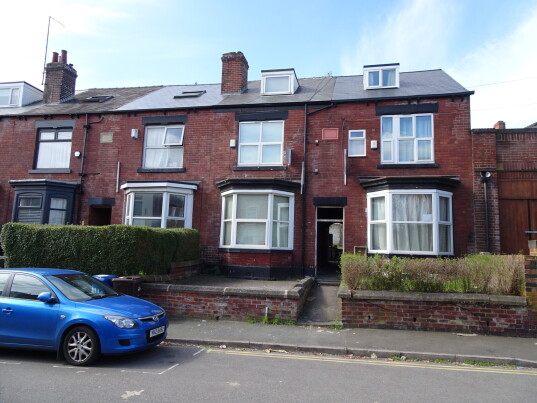 4 bedroom student house in Broomhall, Sheffield