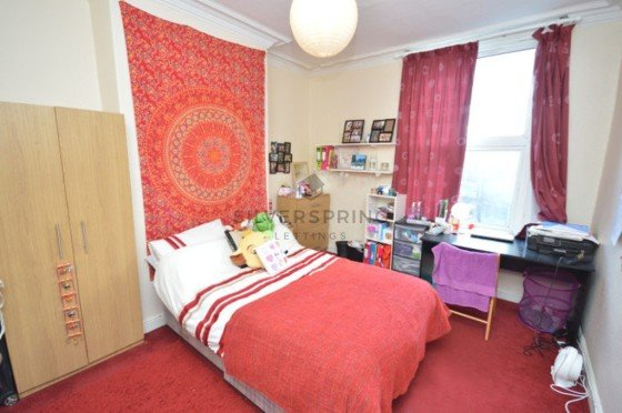 4 bedroom student house in City Centre, Leeds
