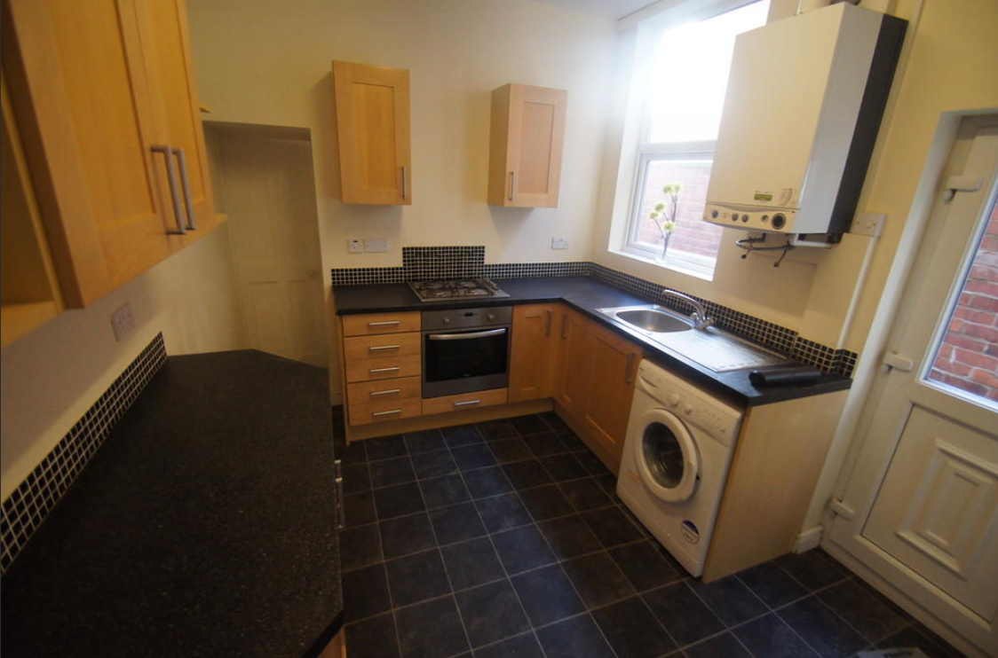 4 bedroom student house in Earlsdon, Coventry