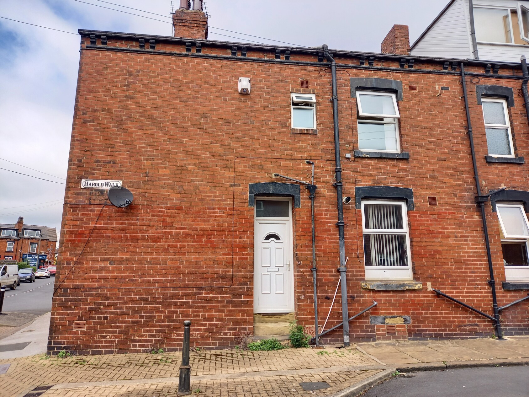 4 bedroom student house in Hyde Park, Leeds