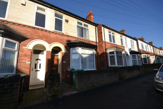4 bedroom student house in Lenton, Nottingham