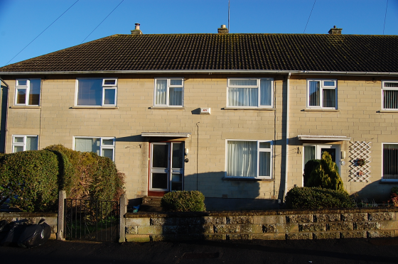 4 bedroom student house in Southdown, Bath