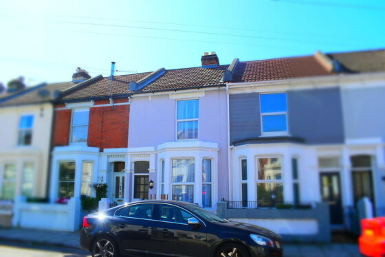 4 bedroom student house in Southsea, Portsmouth