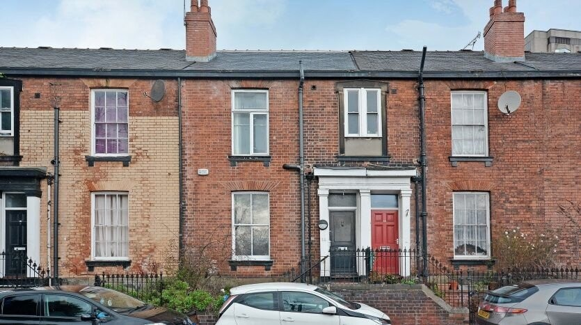 5 bedroom student house in Broomhill, Sheffield
