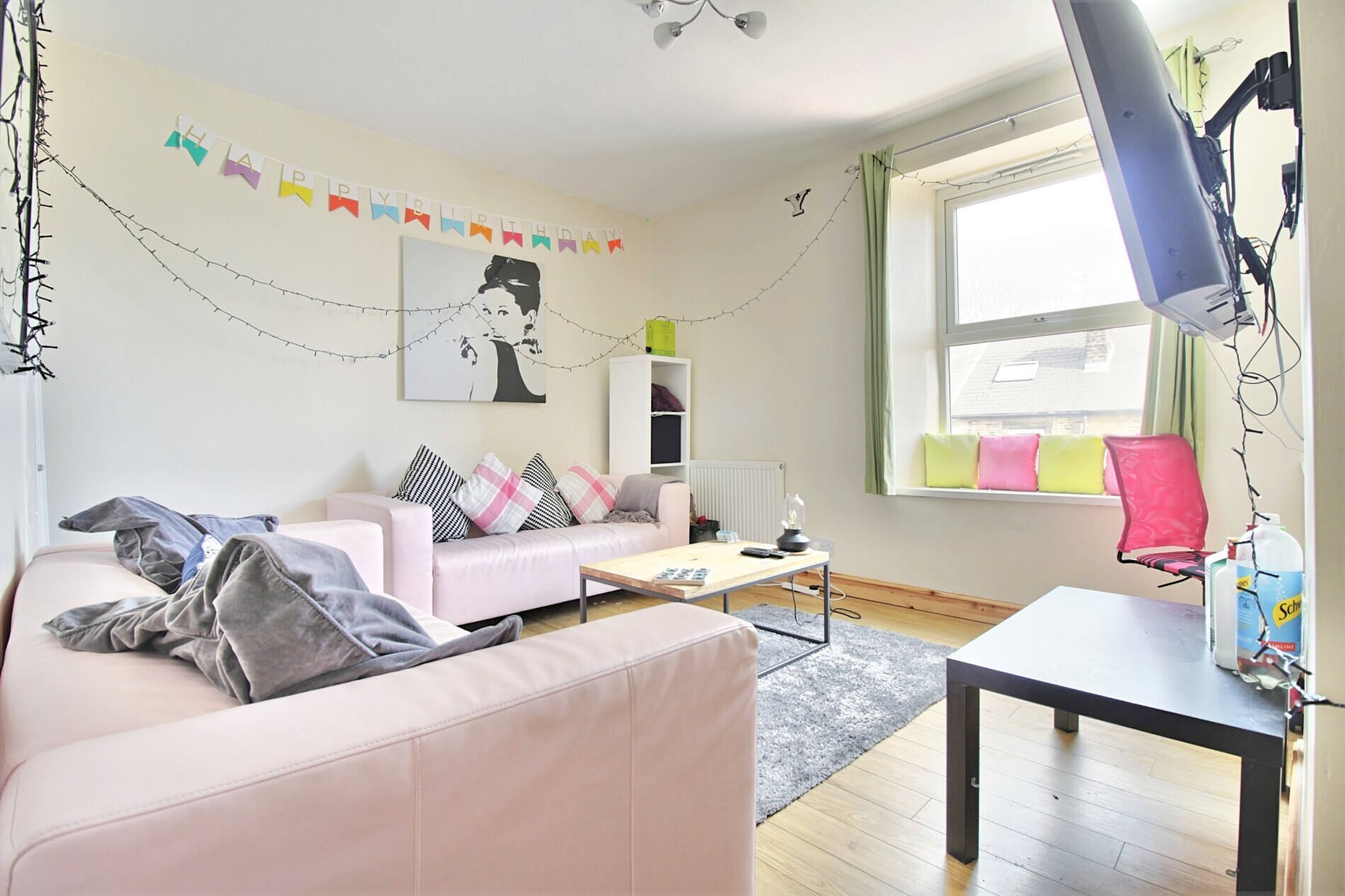 6 bedroom student apartment in Broomhill, Sheffield