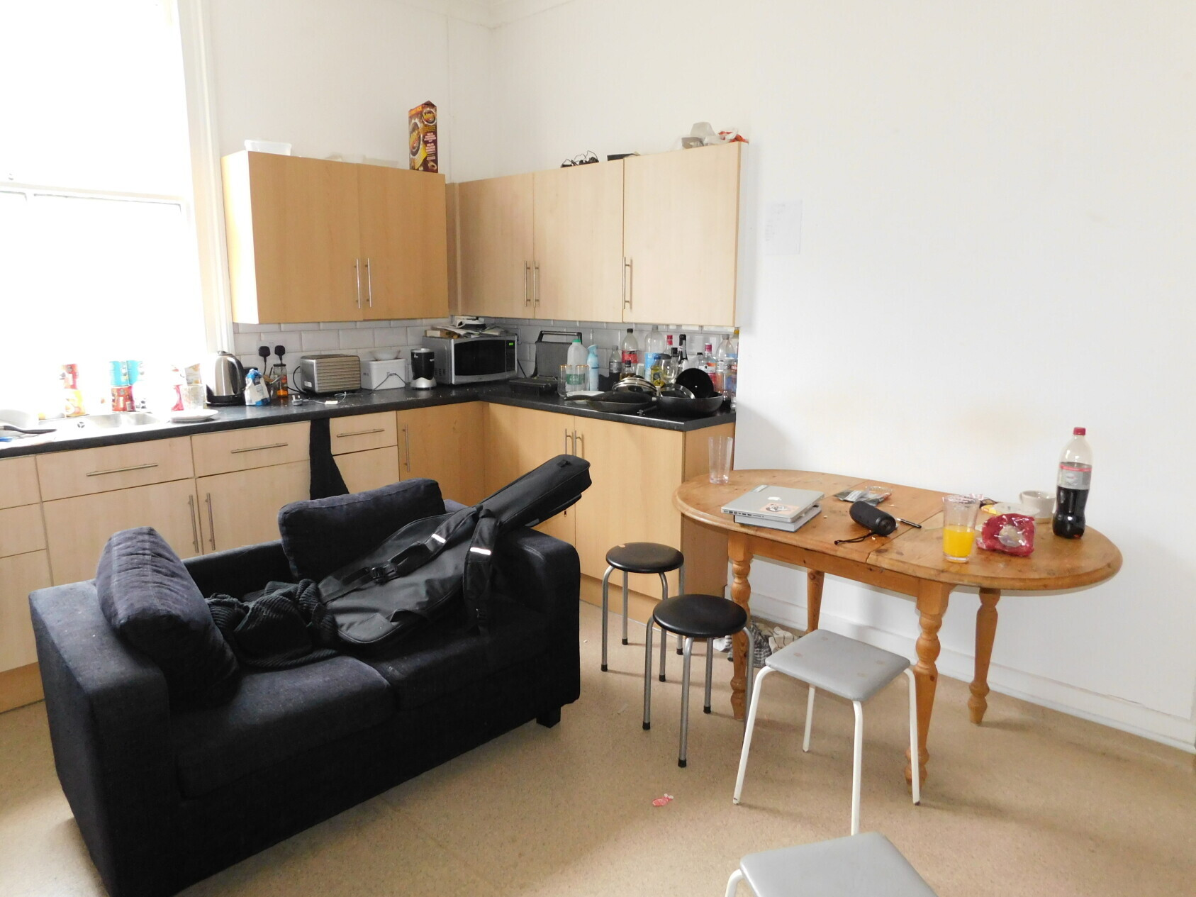 6 bedroom student apartment in Hove, Brighton