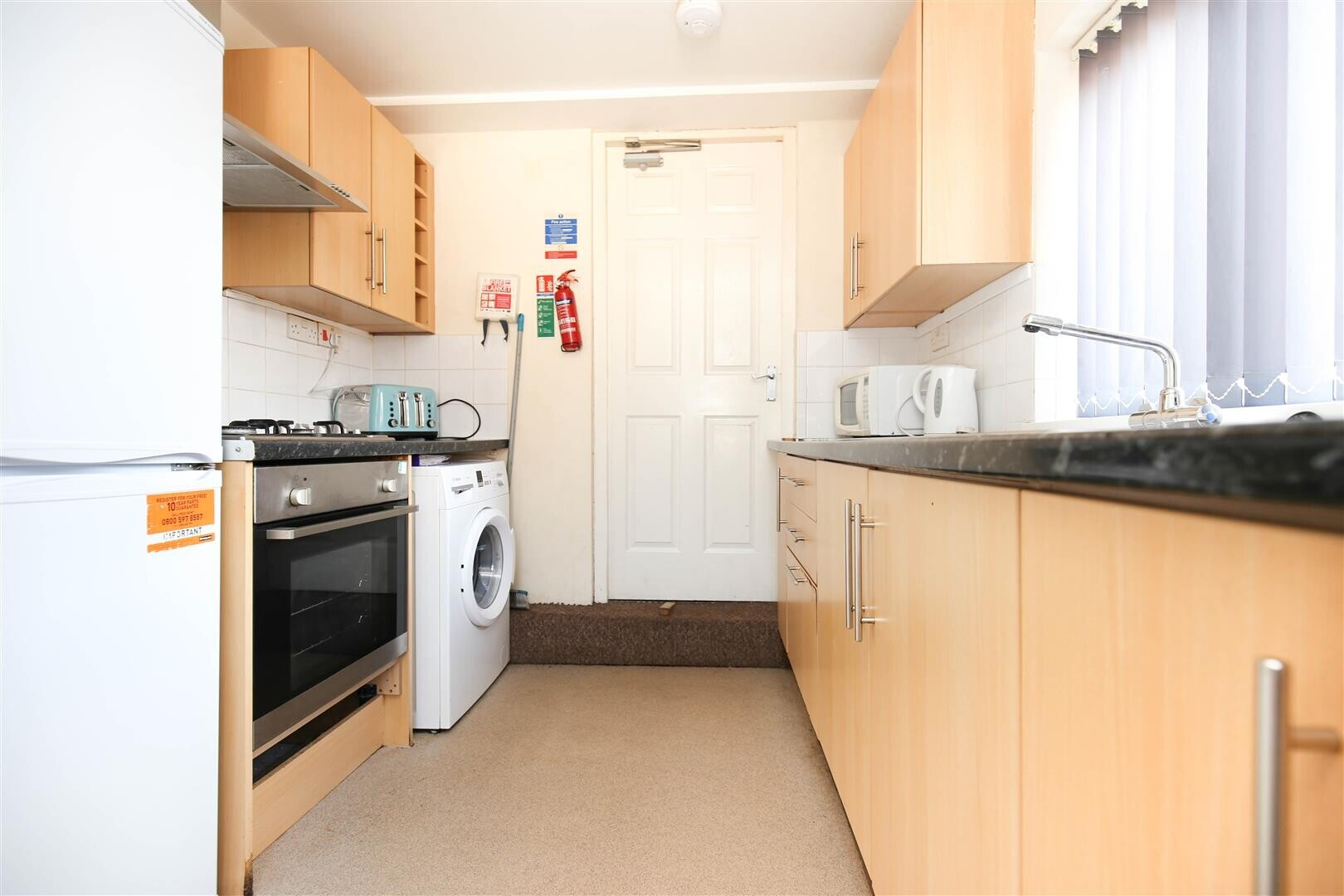 6 bedroom student house in Jesmond, Newcastle