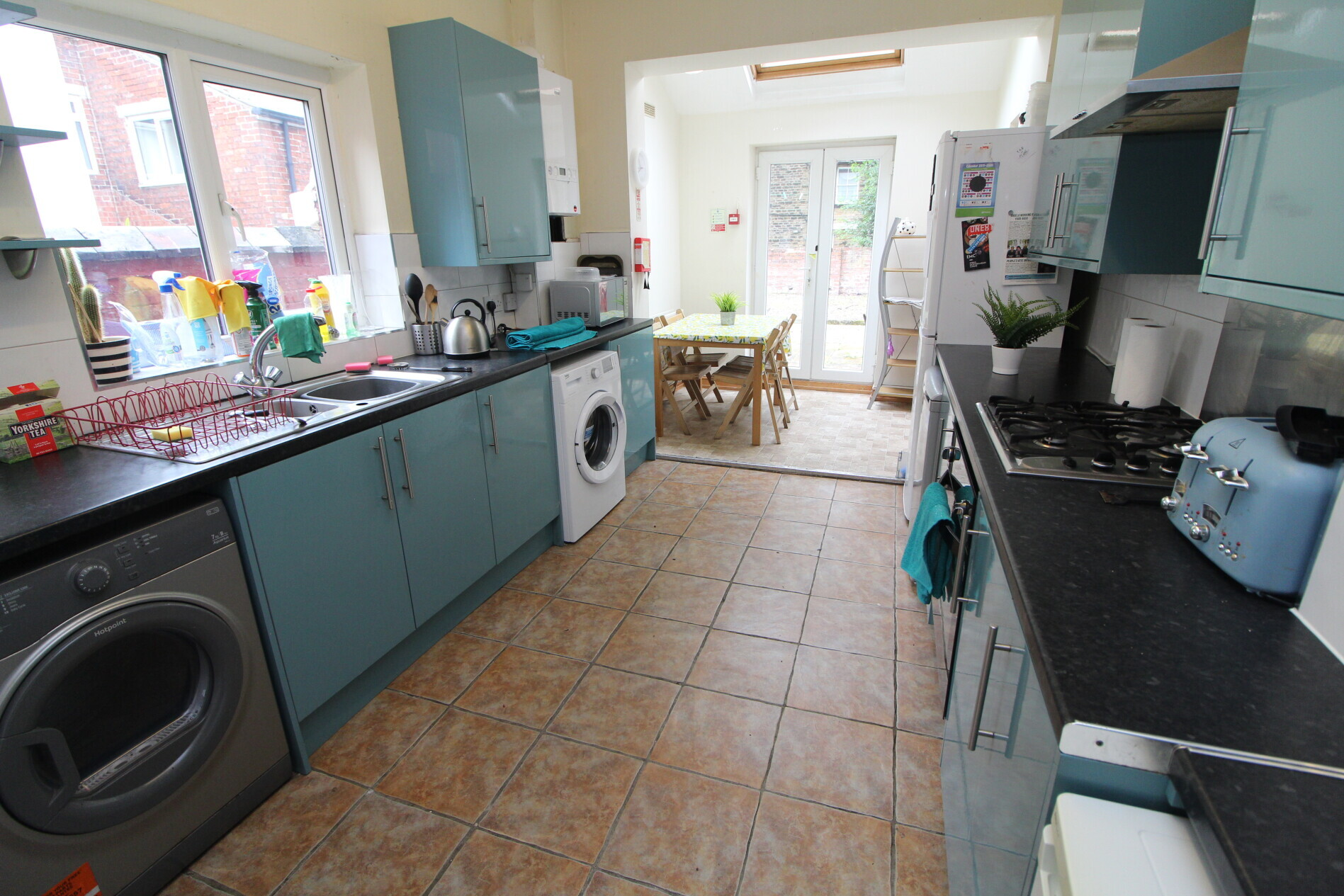 6 bedroom student house in Broomhall, Sheffield
