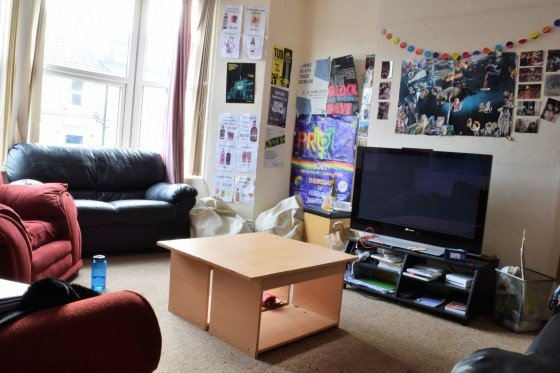 6 bedroom student house in Crookesmoor, Sheffield