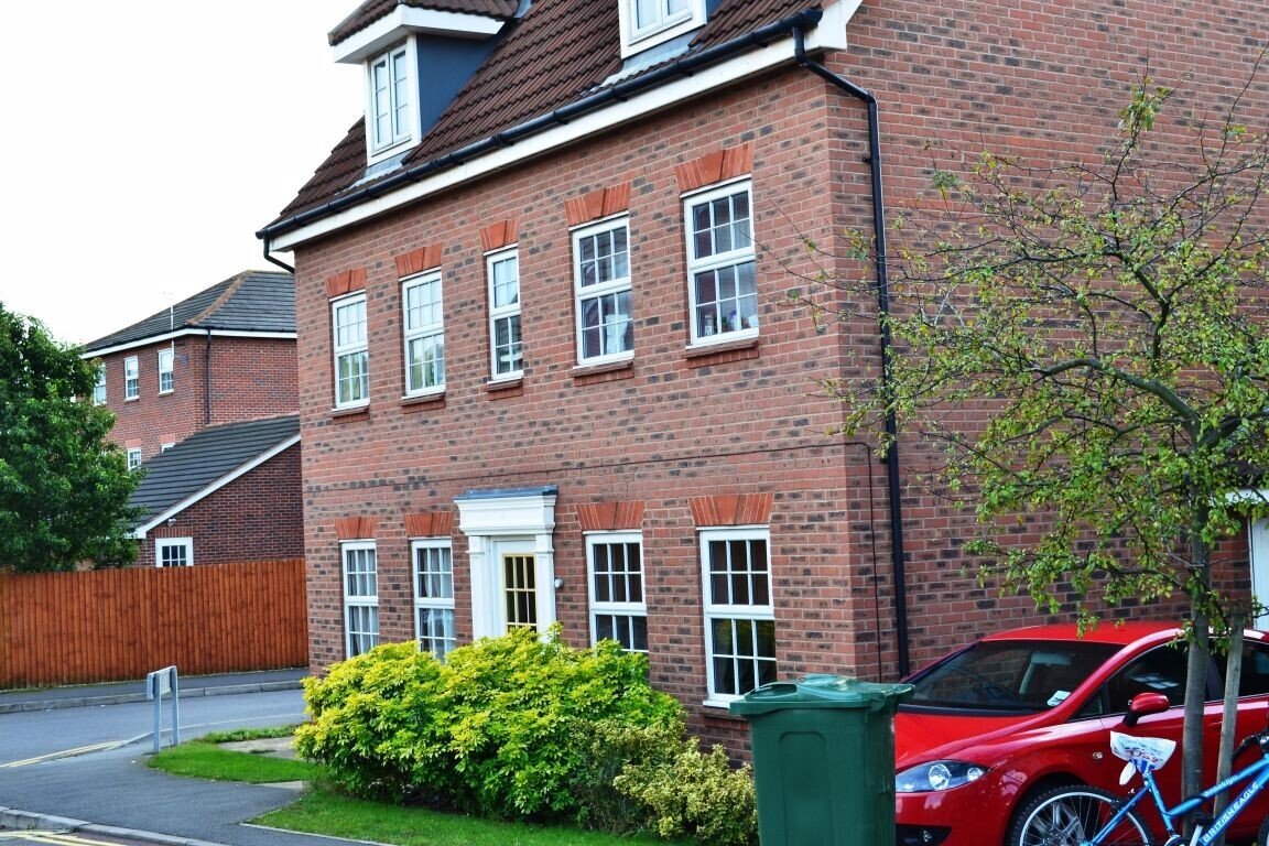 6 bedroom student house in Forest Road, Loughborough