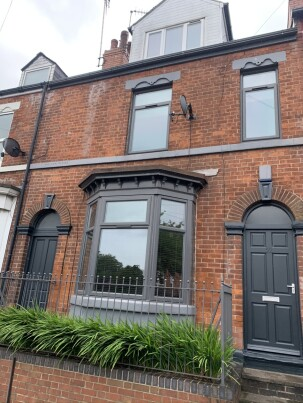 7 bedroom student house in Highfield, Sheffield