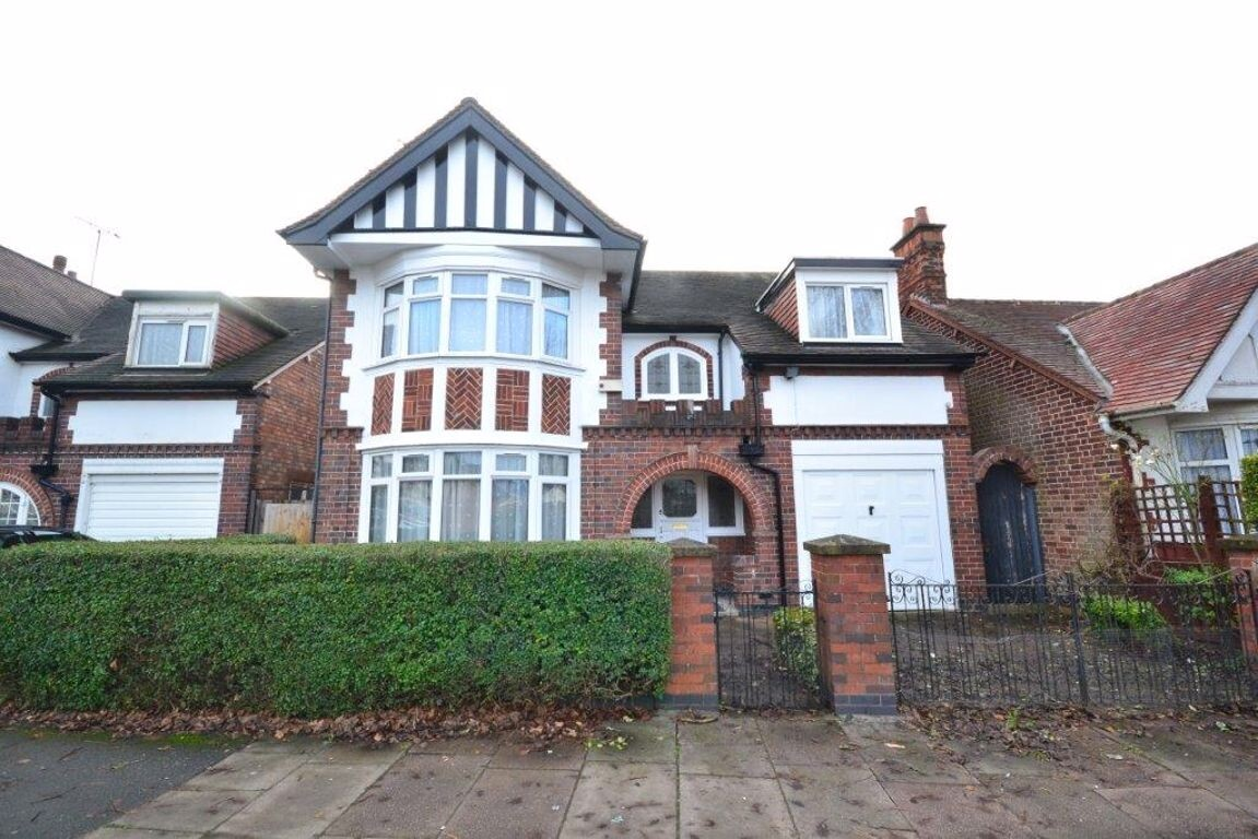 6 bedroom student house in Highfields, Leicester