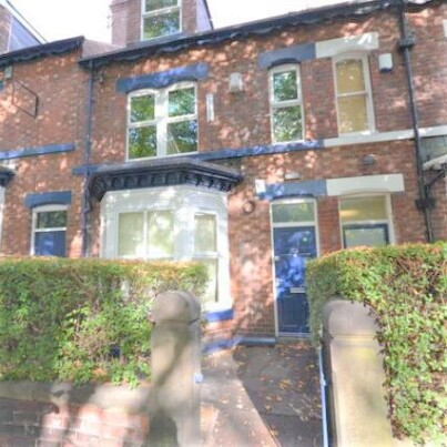 7 bedroom student house in Ecclesall, Sheffield