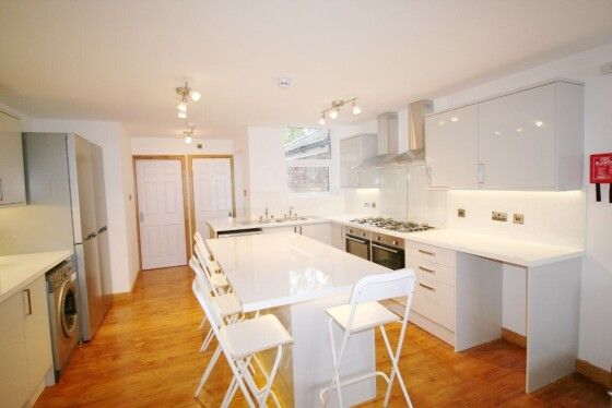 7 bedroom student house in Fallowfield, Manchester