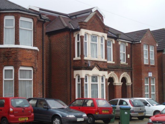 8 bedroom student house in Portswood, Southampton