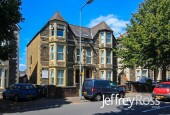8 bedroom student house in Roath, Cardiff