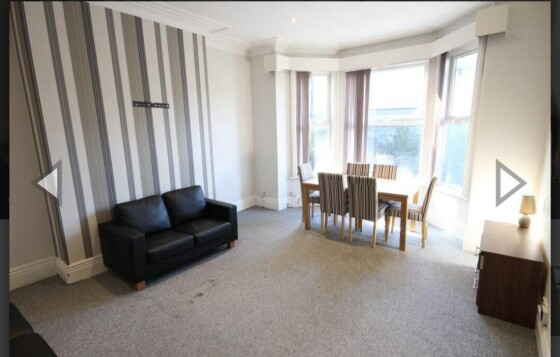 8 bedroom student house in Woodhouse, Leeds